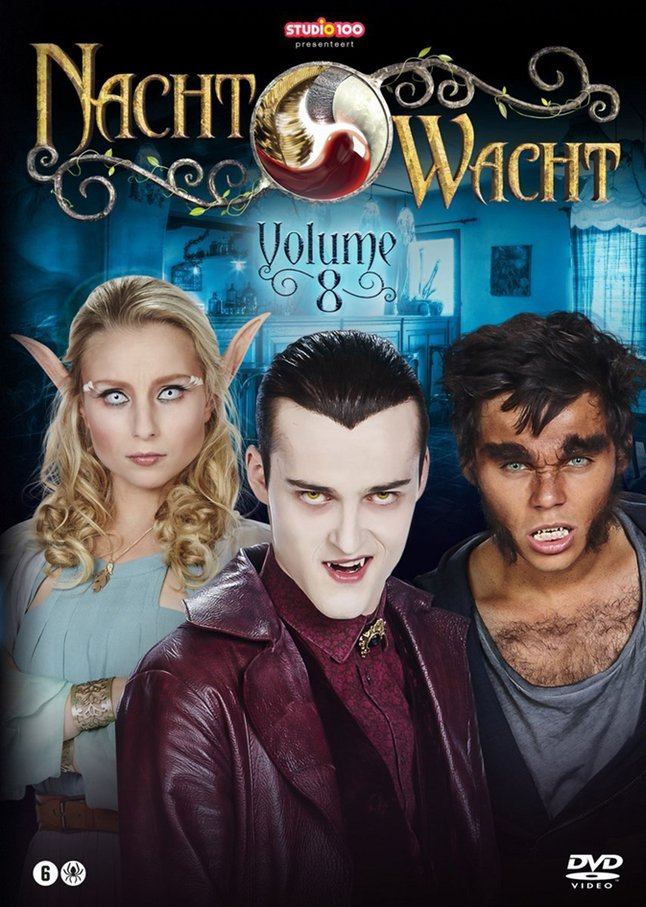 Afbeelding van Dvd Nachtwacht volume 8 from DreamLand