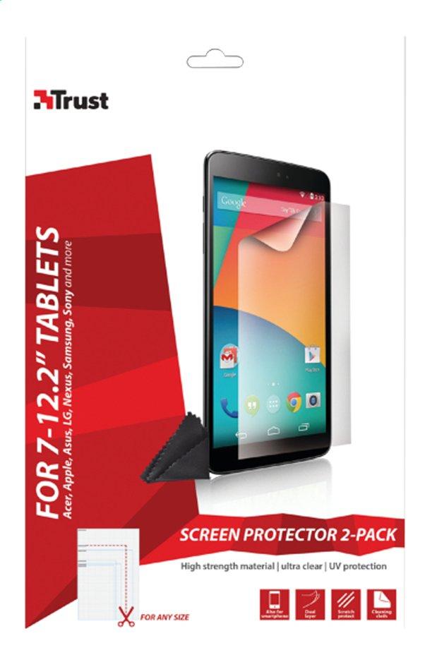 Afbeelding van Trust screen protector universeel voor tablets from DreamLand