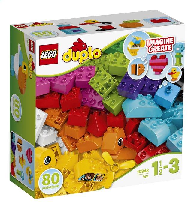 Afbeelding van LEGO DUPLO 10848 Mijn eerste bouwstenen from DreamLand