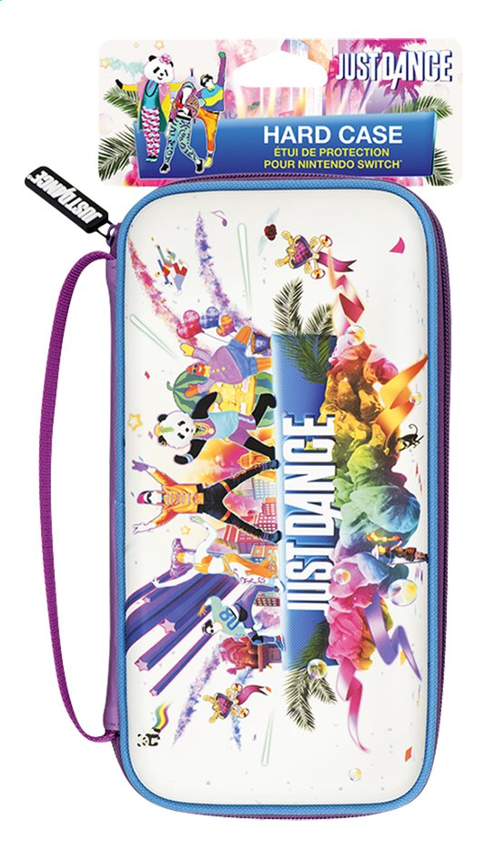 Afbeelding van Nintendo Switch opbergtas hard case Just Dance from DreamLand