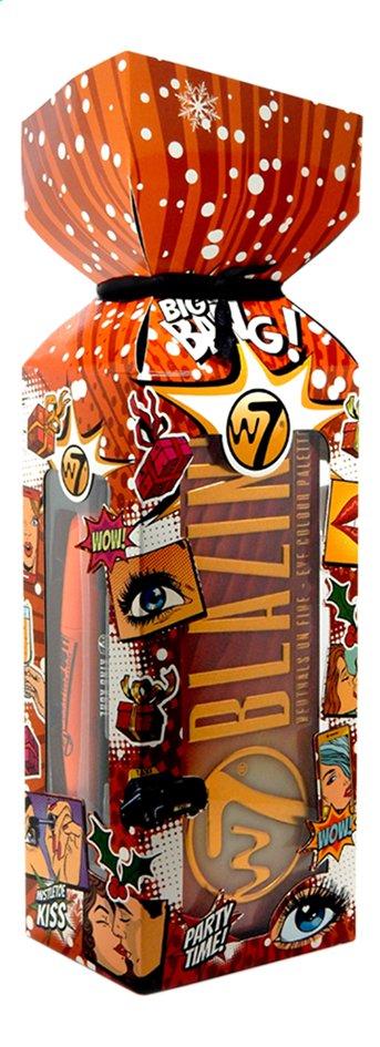 Afbeelding van Geschenkset W7 make-up Big Bang Cracker set from DreamLand