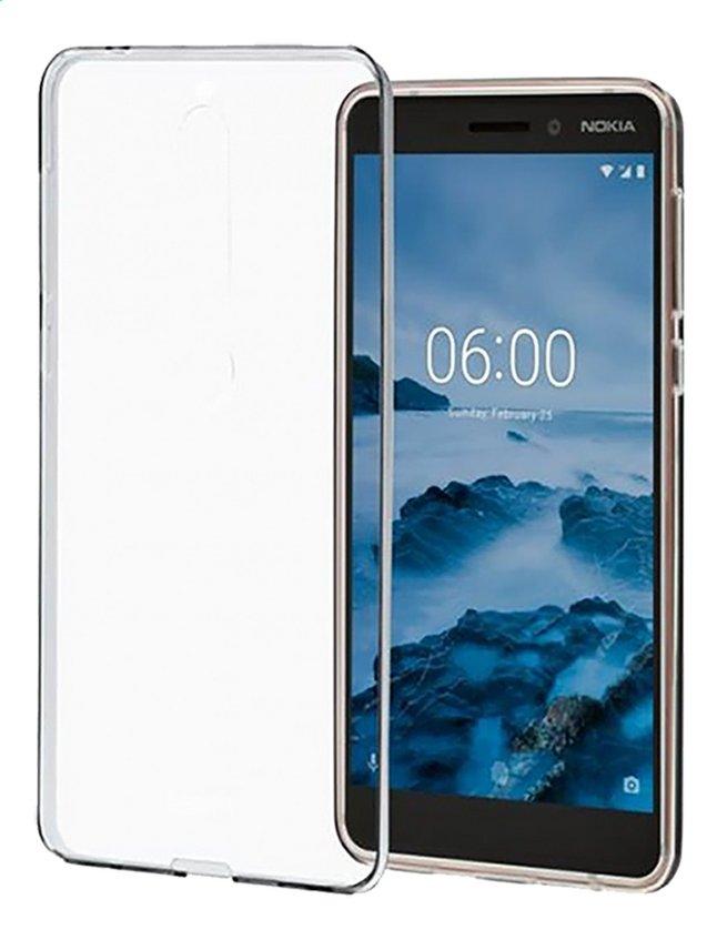 Afbeelding van Nokia cover voor Nokia 6.1 transparant from DreamLand