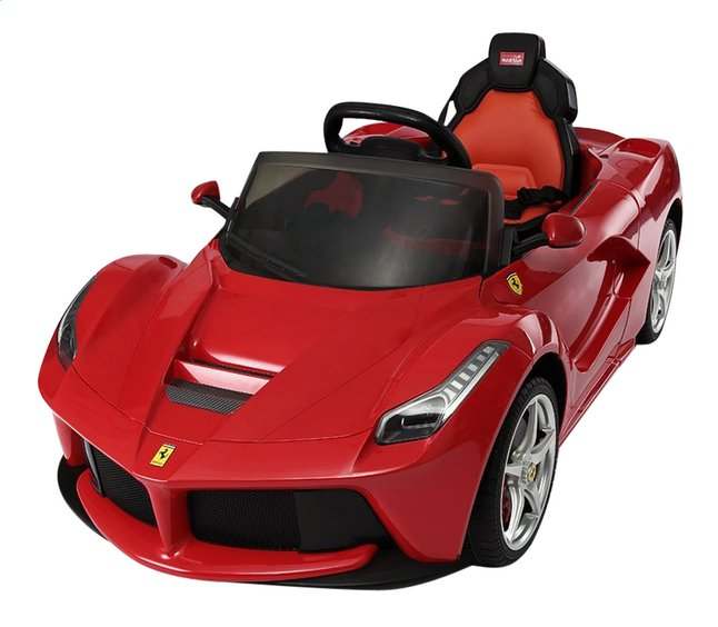 voiture lectrique ferrari laferrari dreamland. Black Bedroom Furniture Sets. Home Design Ideas