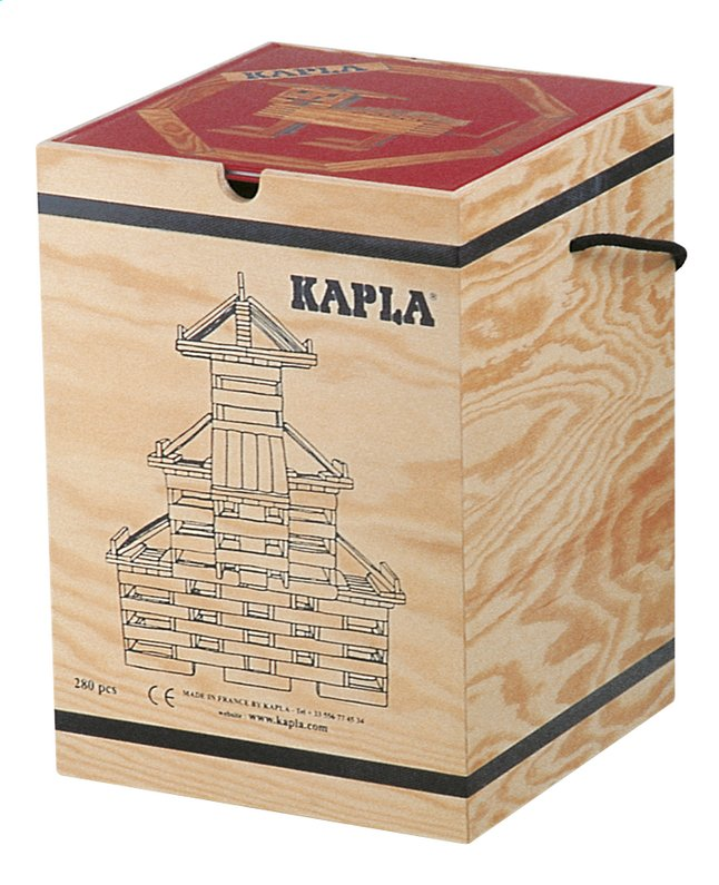 Image pour KAPLA Mallette rouge à partir de DreamLand