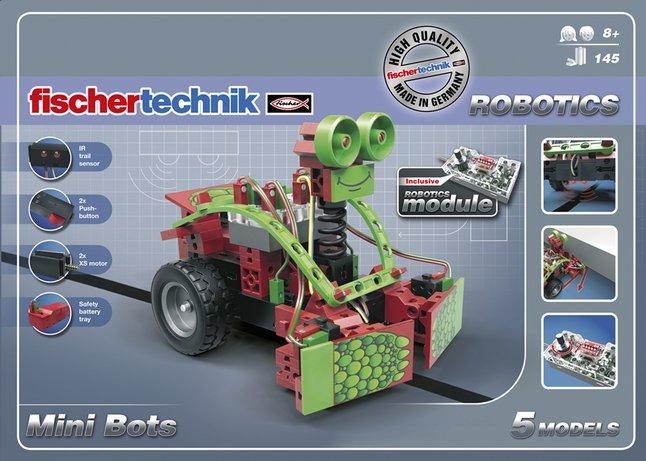 Afbeelding van fischertechnik Mini Bots from DreamLand