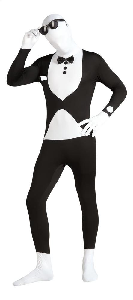 Afbeelding van Verkleedpak Second Skin Tuxedo Suit maat 48/50 from DreamLand