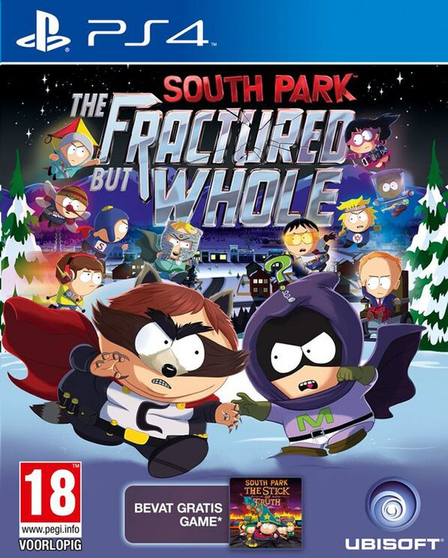 Afbeelding van PS4 South Park: The Fractured But Whole ENG/FR from DreamLand