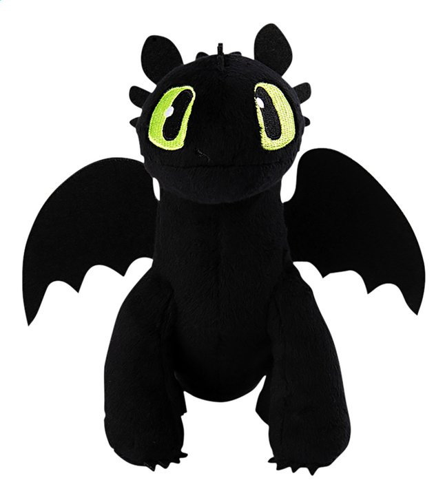 Afbeelding van Pluche Dragons Premium Toothless 20 cm from DreamLand