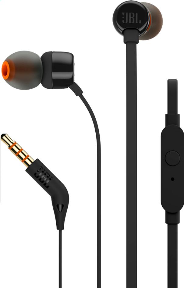 Image pour JBL écouteurs Tune 110 noir à partir de DreamLand
