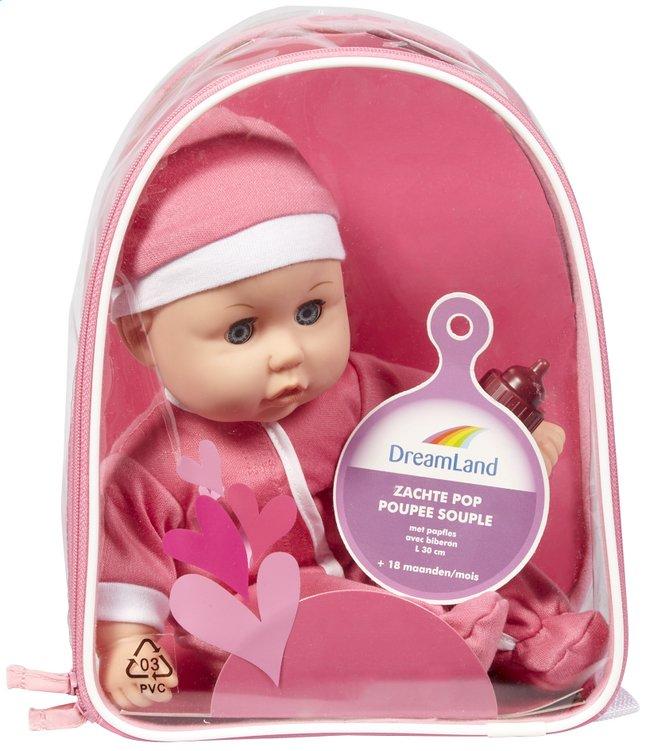 Image pour DreamLand poupée souple avec biberon à partir de DreamLand