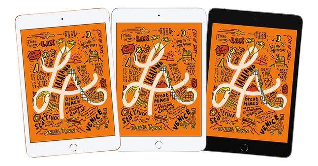 Image pour Apple iPad mini Wi-Fi 7,9