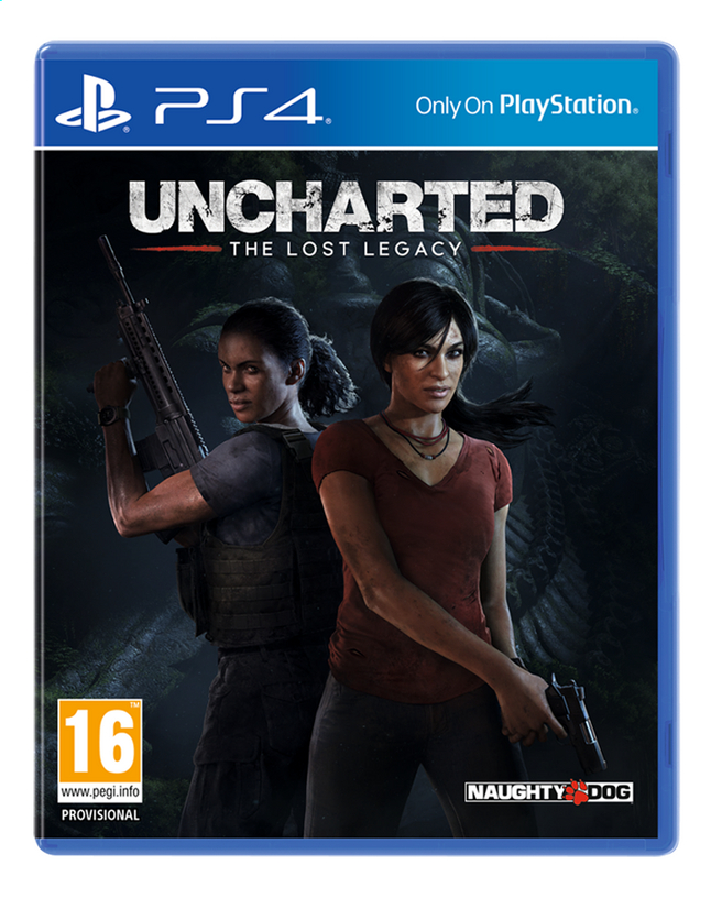 Afbeelding van PS4 Uncharted The Lost Legacy ENG/FR from DreamLand