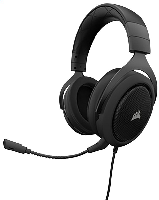 Afbeelding van Corsair HS60 Stereo + Surround Sound gaming headset from DreamLand