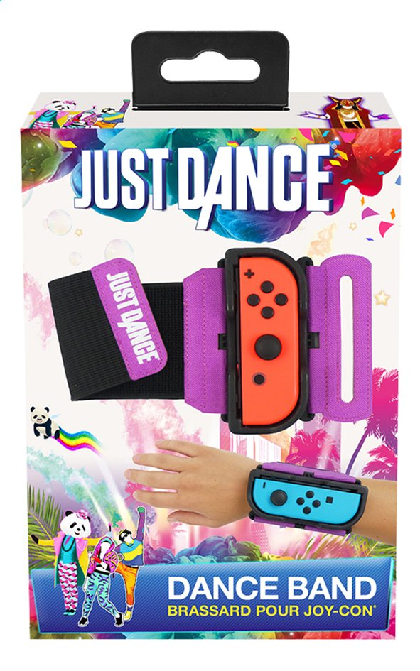 Afbeelding van Subsonic Nintendo Switch Dance band Just Dance from DreamLand