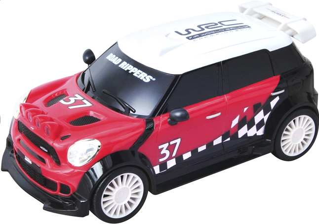 Afbeelding van Auto Road Rippers Hatchback MINI Cooper Countryman from DreamLand