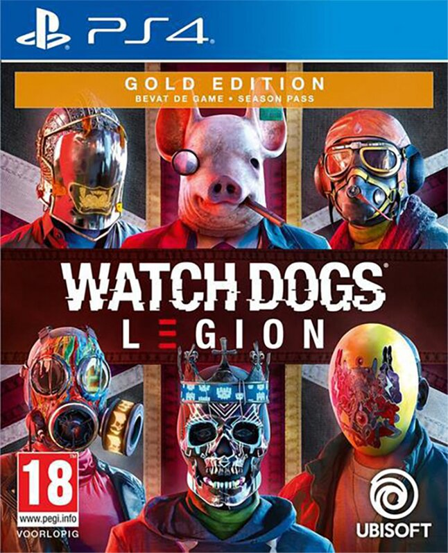 Image pour PS4 Watch Dogs: Legion - Gold Edition FR/ANG à partir de DreamLand
