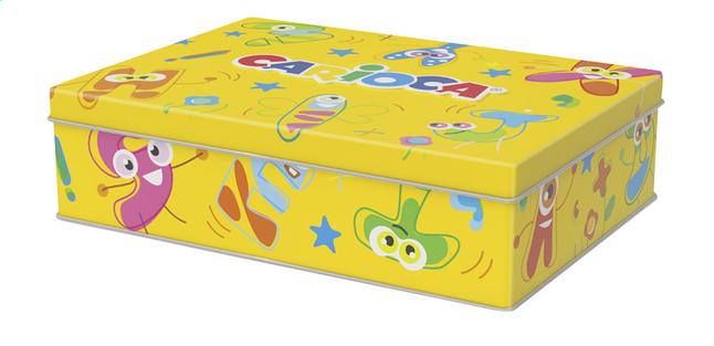 Afbeelding van Carioca Viltstift in metalen doos geel from DreamLand