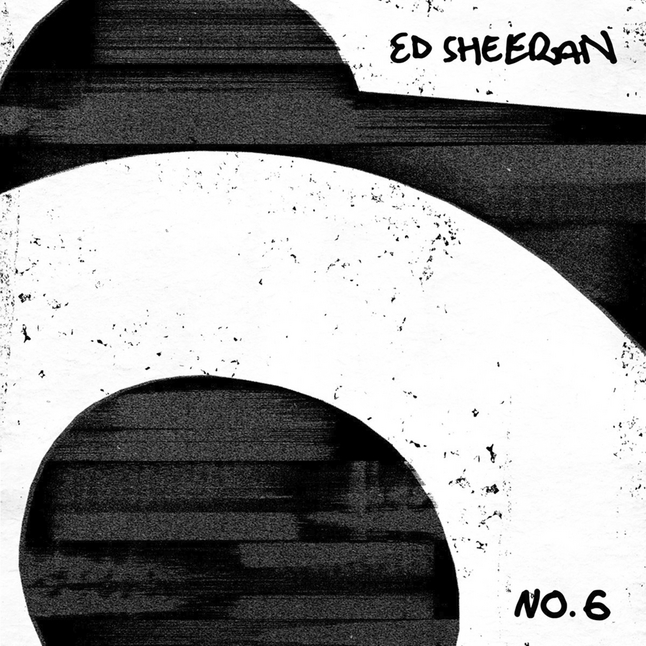 Afbeelding van Cd Ed Sheeran - No 6 Collaborations Project from DreamLand