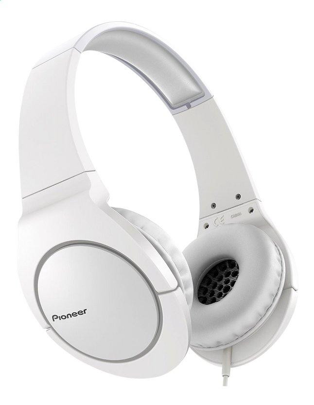 Afbeelding van Pioneer hoofdtelefoon SE-MJ741 wit from DreamLand