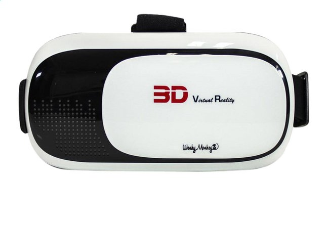 Afbeelding van Wonky Monkey 3D virtual reality bril from DreamLand