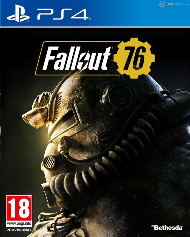 Afbeelding van PS4 Fallout 76 ENG/FR from DreamLand