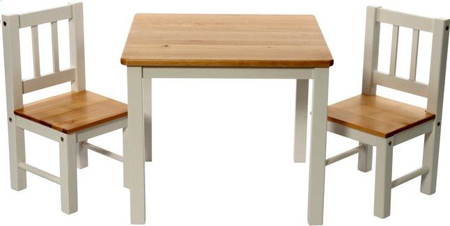 Afbeelding van Tafel met 2 stoeltjes Joyce from DreamLand