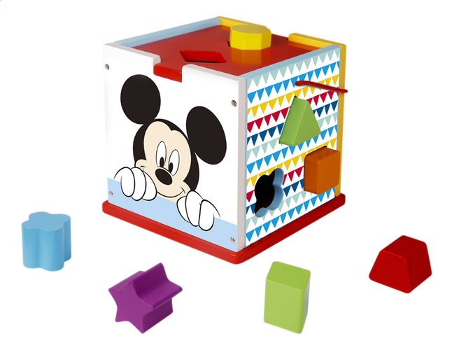 Image pour Trieur de formes en bois Disney Baby à partir de DreamLand