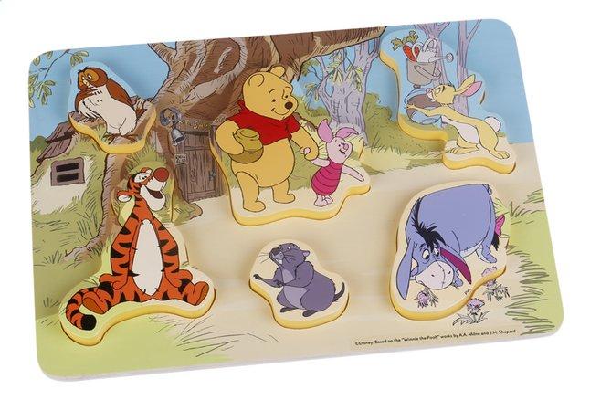Bois Winnie Disney L'ourson En Puzzle Baby K5lcTuFJ31
