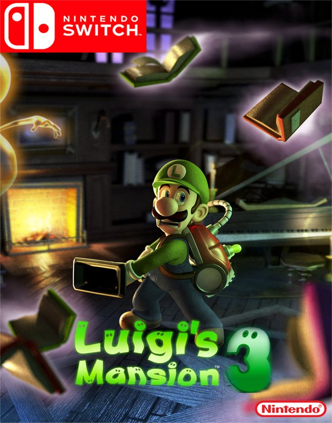 Afbeelding van Nintendo Switch Luigi's Mansion 3 ENG from DreamLand