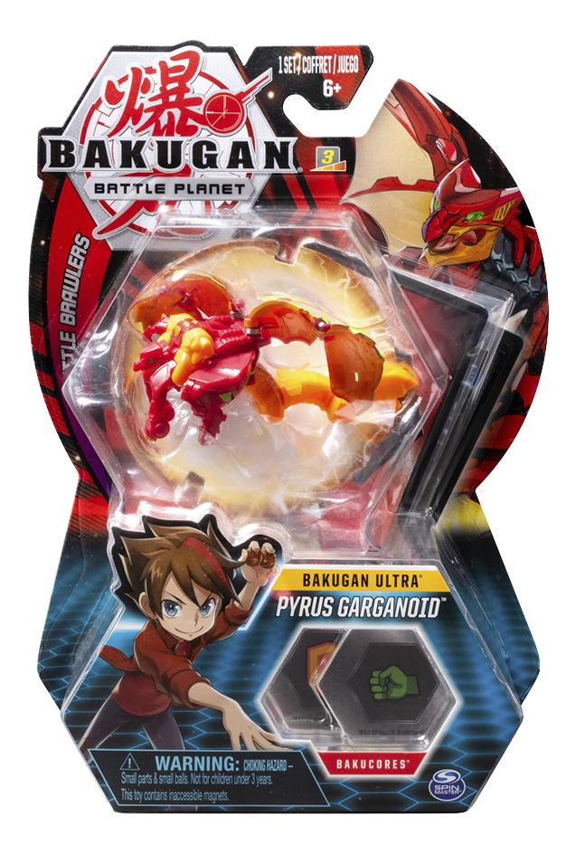 Bakugan Ultra Ball Pack - Pyrus Garganoid