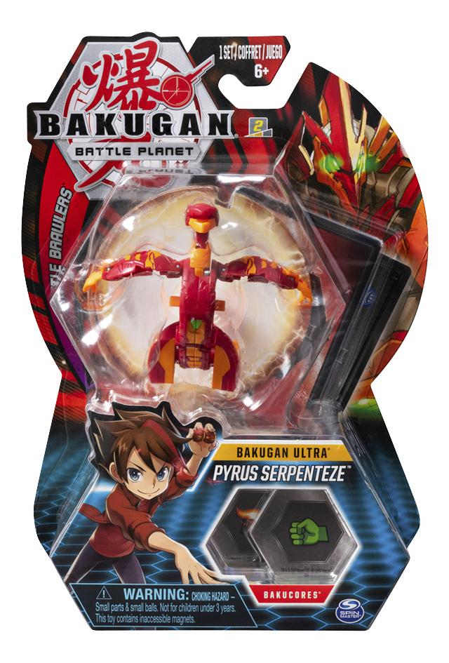 Bakugan Ultra Ball Pack - Pyrus Serpenteze