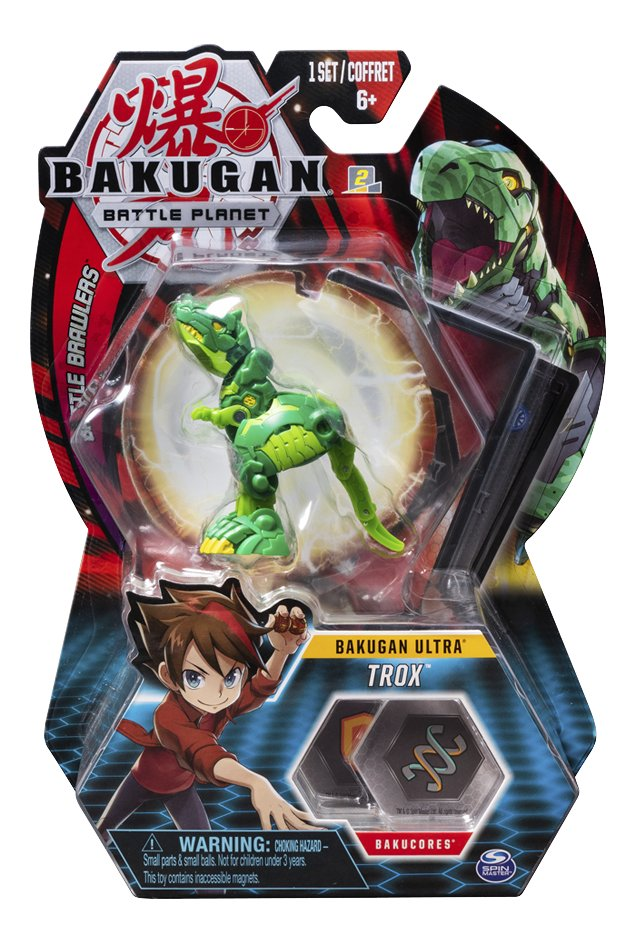 Afbeelding van Bakugan Ultra Ball Pack - Trox from DreamLand