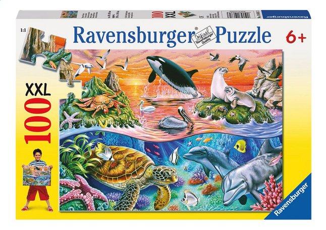 Afbeelding van Ravensburger puzzel Bonte oceaan from DreamLand