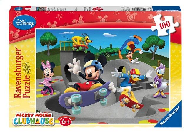 Afbeelding van Ravensburger puzzel Mickeys vrolijke Skate Club from DreamLand