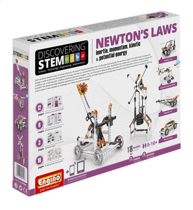 Afbeelding van Engino Newton's Laws from DreamLand