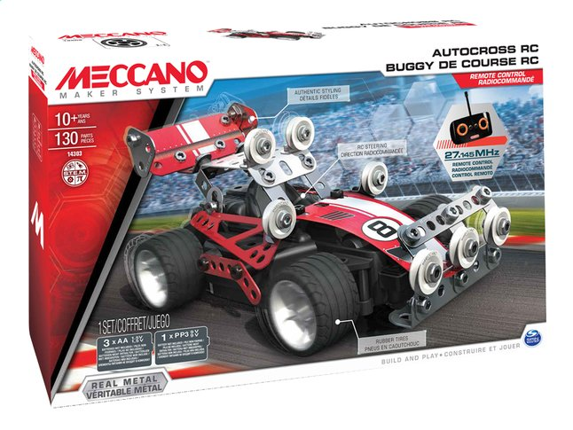 Afbeelding van Meccano Autocross RC from DreamLand
