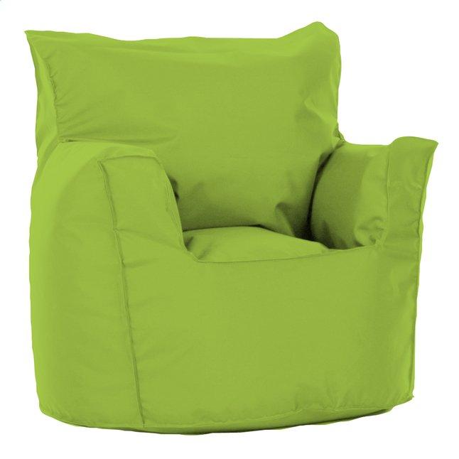 Image pour Pouf Kids fauteuil lime à partir de DreamLand