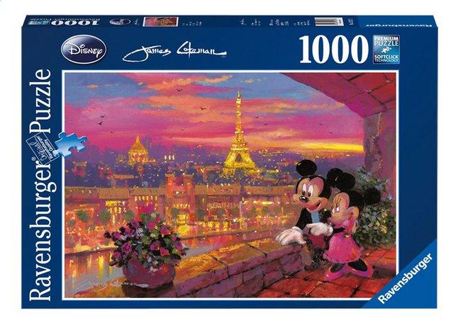 Image pour Ravensburger puzzle Mickey : À paris à partir de DreamLand