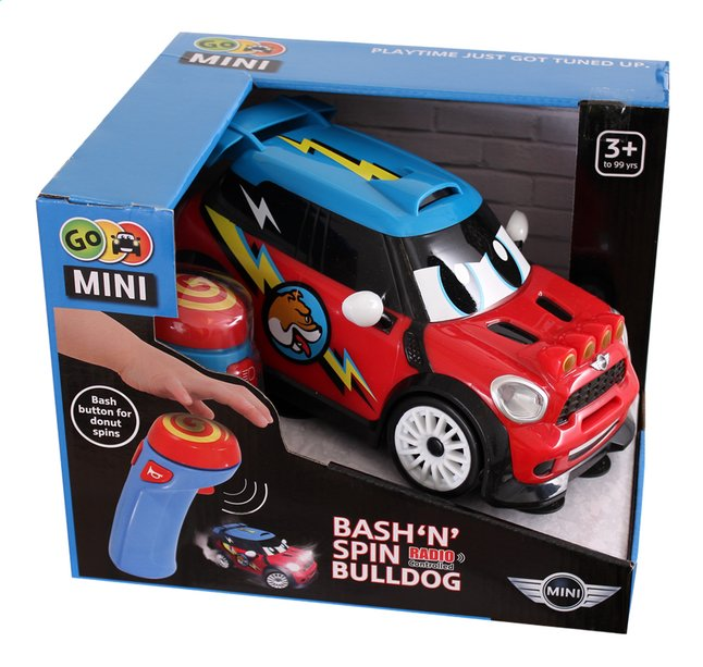 Afbeelding van Auto RC Mini Bash 'N' Spin Bulldog from DreamLand