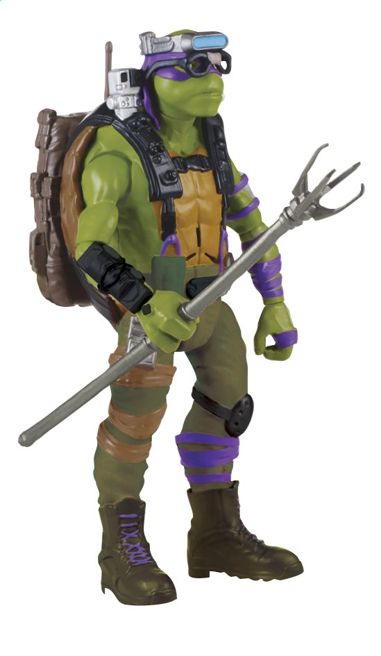 Afbeelding van Figuur Teenage Mutant Ninja Turtles Out of the Shadows deluxe Donatello from DreamLand