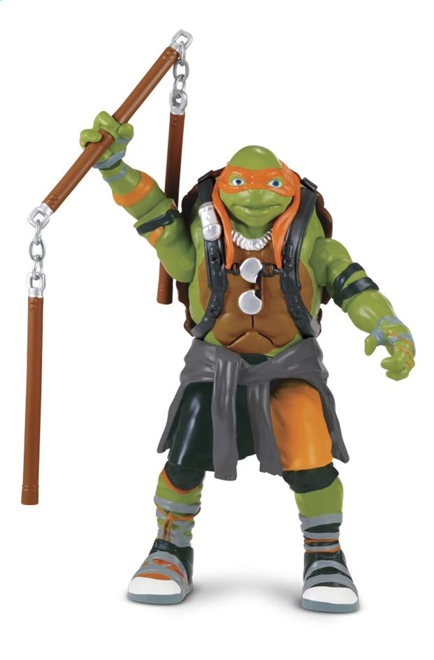 Image pour Figurine Ninja Turtles 2 deluxe Michelangelo à partir de DreamLand