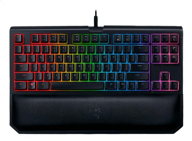 Afbeelding van Razer toetsenbord BlackWidow Tournament Edition Chroma V2 from DreamLand