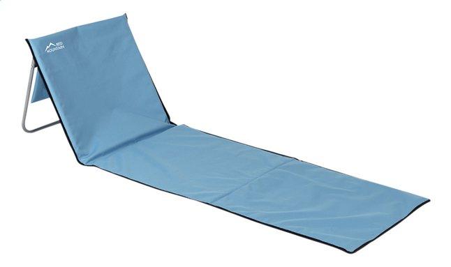 Red Mountain strandmat/strandstoel lota blauw