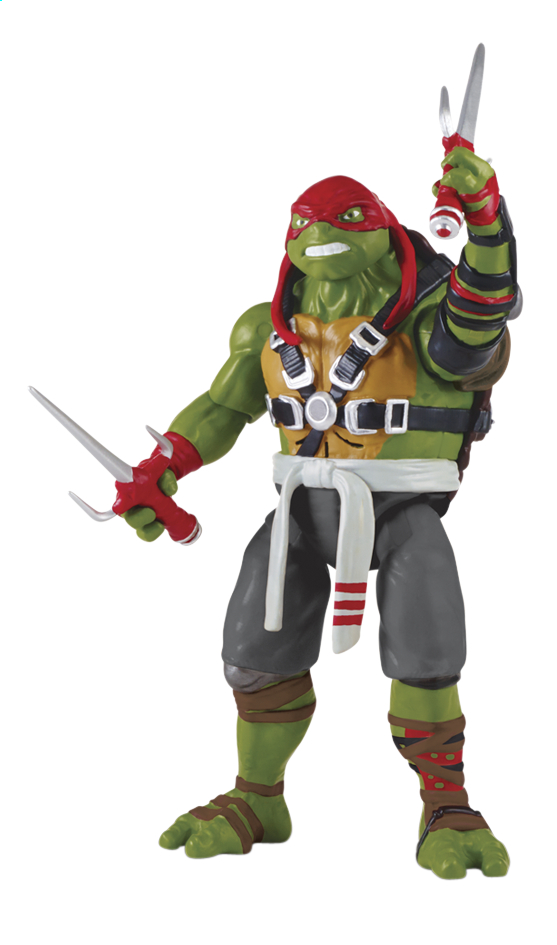 Afbeelding van Figuur Teenage Mutant Ninja Turtles Out of the Shadows deluxe Raphael from DreamLand