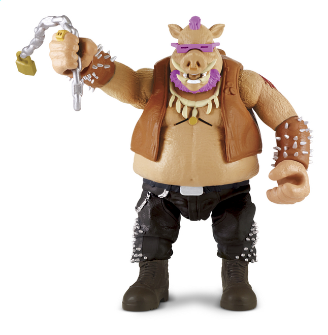 Afbeelding van Figuur Teenage Mutant Ninja Turtles Out of the Shadows deluxe Bebop from DreamLand