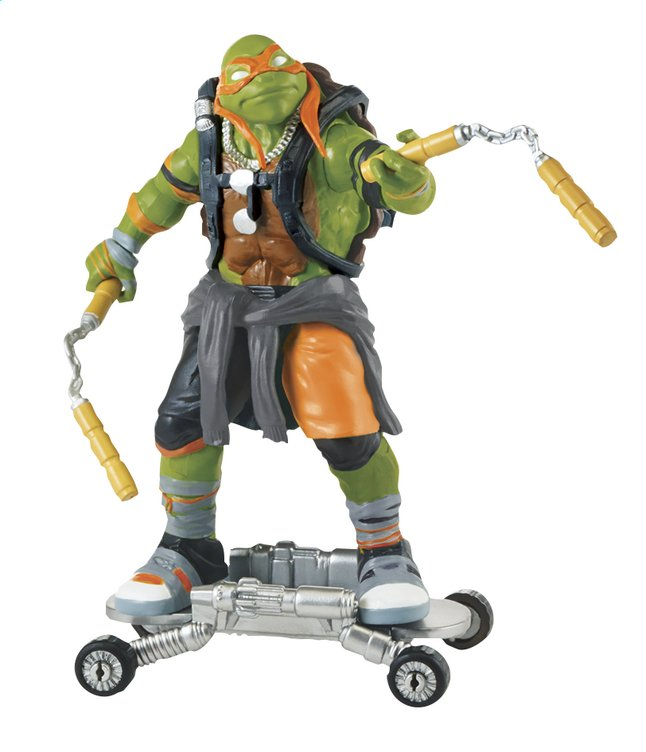 Afbeelding van Figuur Teenage Mutant Ninja Turtles Out of the Shadows Michelangelo from DreamLand