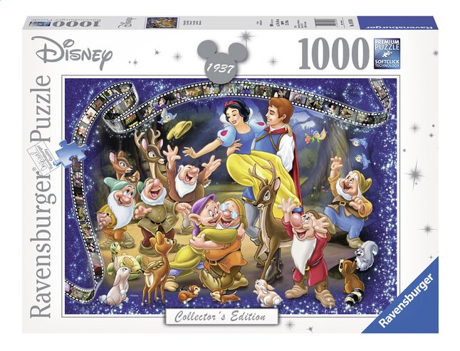 Ravensburger puzzle Disney Princess Blanche-Neige Collector's Edition