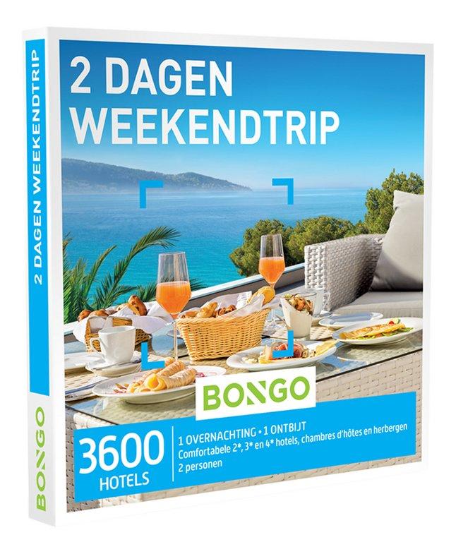 Afbeelding van Bongo cadeaubon 2 Dagen Weekendtrip from DreamLand