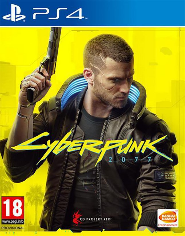 Afbeelding van PS4 Cyberpunk 2077 Day One Edition ENG from DreamLand