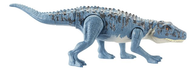 Jurassic World figuur Savage Strike - Postosuchus